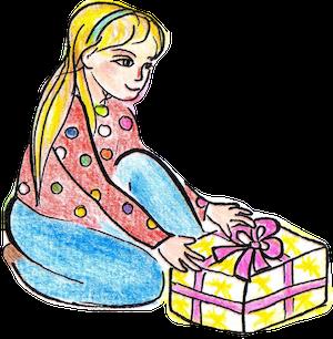 balíme dárky